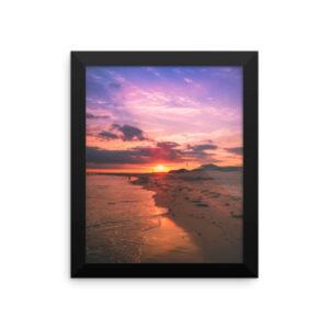 Framed: Watch Hill Sunset