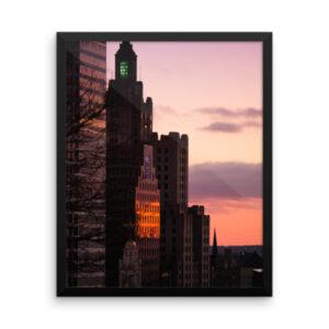 Framed: Glow