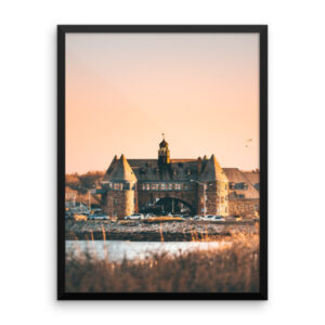 Framed: The Towers