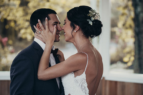 Pat & Courtney
